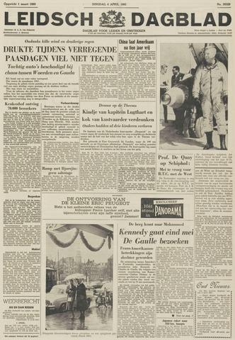 Leidsch Dagblad 1961-04-04