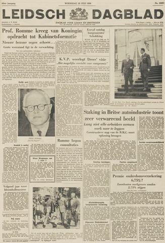 Leidsch Dagblad 1956-07-25