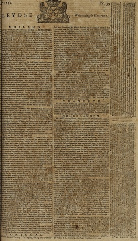 Leydse Courant 1751-03-31