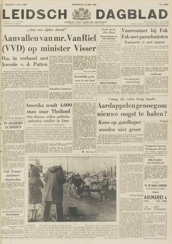 Leidsch Dagblad 1962-05-16