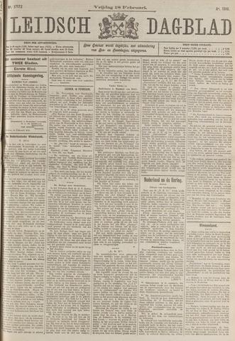 Leidsch Dagblad 1916-02-18