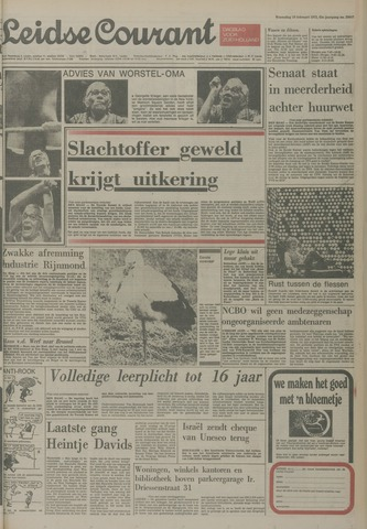 Leidse Courant 1975-02-19