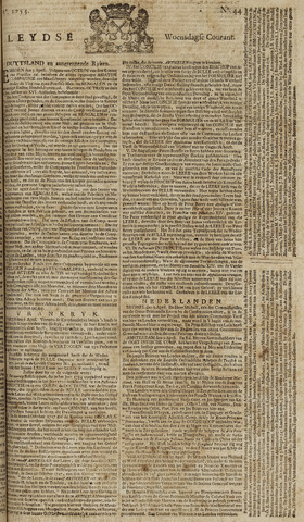 Leydse Courant 1753-04-11
