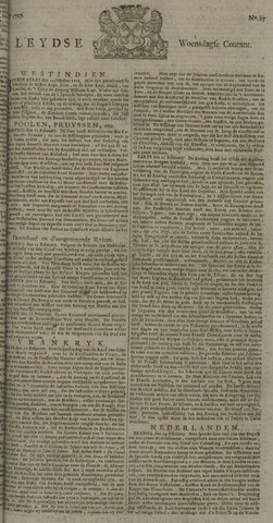 Leydse Courant 1727-02-26