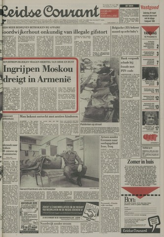 Leidse Courant 1988-03-23