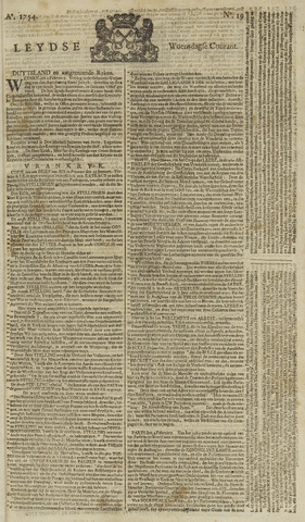 Leydse Courant 1754-02-13
