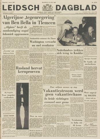 Leidsch Dagblad 1962-07-23