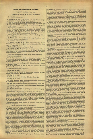 Handelingen van de Raad 1891-06-11