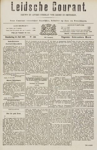 Leydse Courant 1887-07-21
