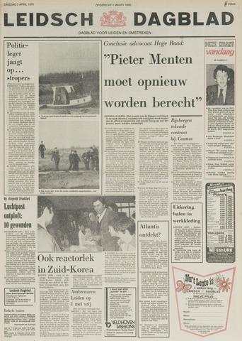 Leidsch Dagblad 1979-04-03