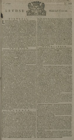 Leydse Courant 1734-10-18