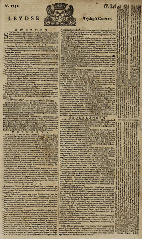 Leydse Courant 1751-12-10