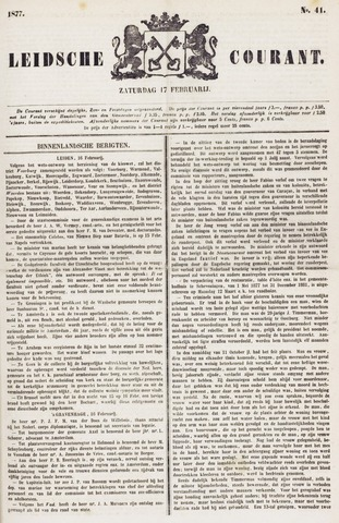 Leydse Courant 1877-02-17