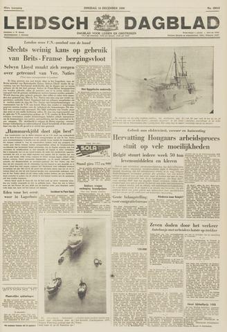 Leidsch Dagblad 1956-12-18