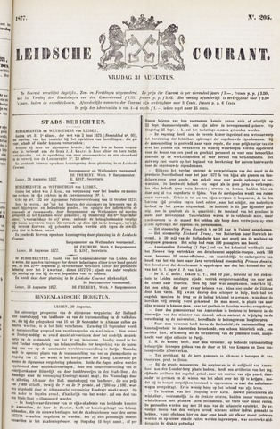 Leydse Courant 1877-08-31