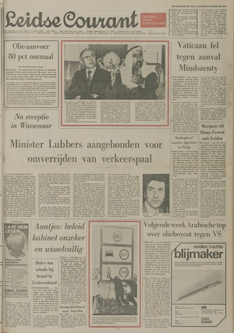 Leidse Courant 1974-02-09