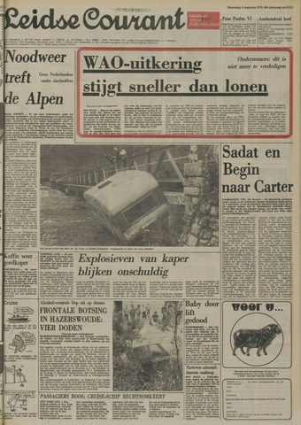 Leidse Courant 1978-08-09