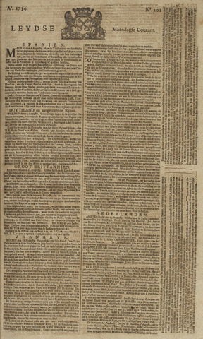 Leydse Courant 1754-08-26