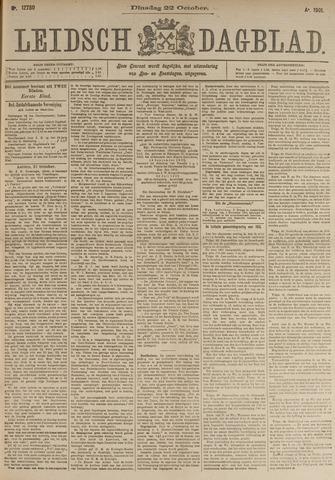 Leidsch Dagblad 1901-10-22