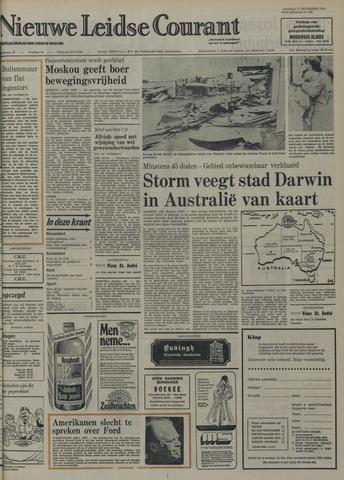 Nieuwe Leidsche Courant 1974-12-27