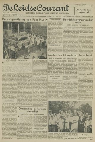 Leidse Courant 1951-06-04