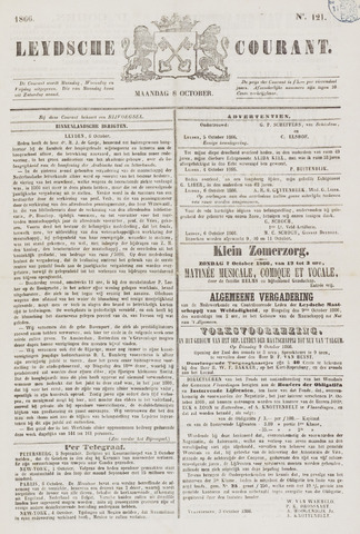 Leydse Courant 1866-10-08
