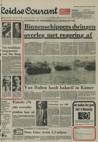 Leidse Courant 1975-08-27