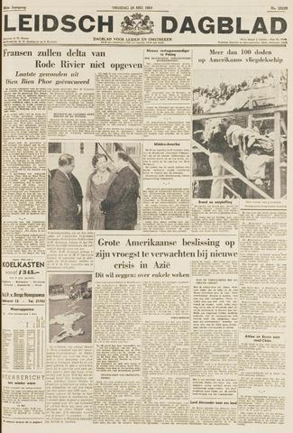 Leidsch Dagblad 1954-05-28