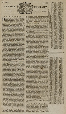 Leydse Courant 1807-11-11