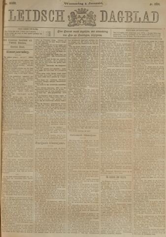 Leidsch Dagblad 1908