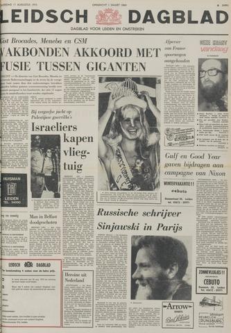 Leidsch Dagblad 1973-08-11