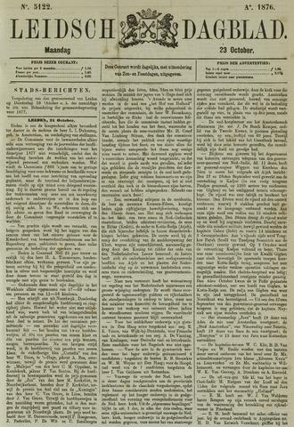 Leidsch Dagblad 1876-10-23