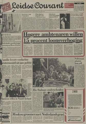 Leidse Courant 1984-08-15