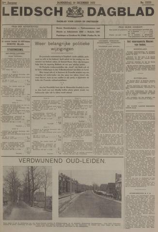 Leidsch Dagblad 1935-12-19