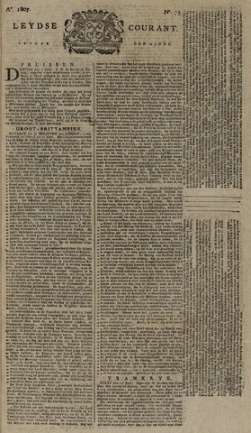 Leydse Courant 1807-06-19