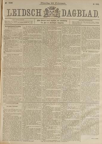 Leidsch Dagblad 1902-02-25