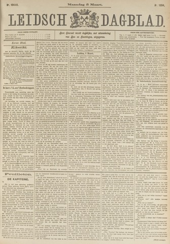 Leidsch Dagblad 1894-03-05