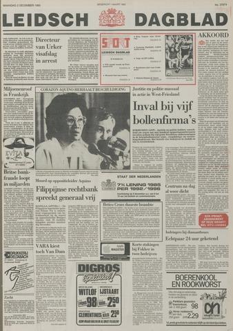 Leidsch Dagblad 1985-12-02
