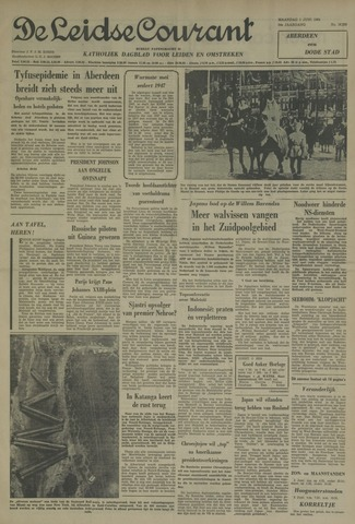 Leidse Courant 1964-06-01