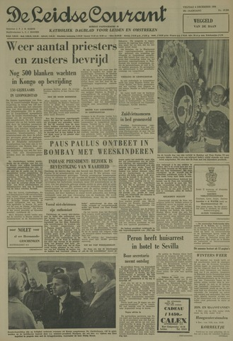 Leidse Courant 1964-12-04