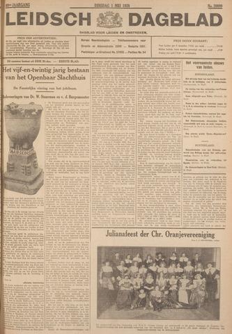 Leidsch Dagblad 1928-05-01
