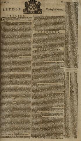 Leydse Courant 1751-01-01