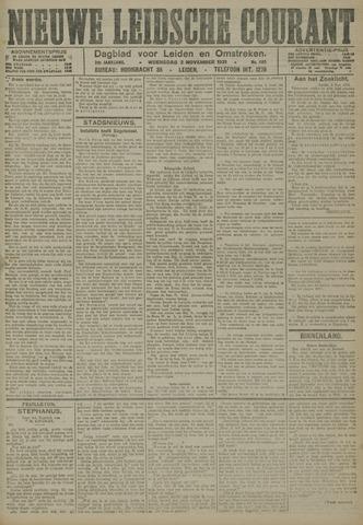 Nieuwe Leidsche Courant 1921-11-02