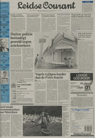Leidse Courant 1992-08-24