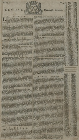 Leydse Courant 1748-01-08