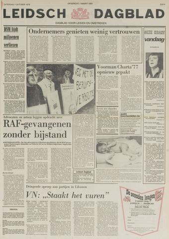 Leidsch Dagblad 1978-10-07