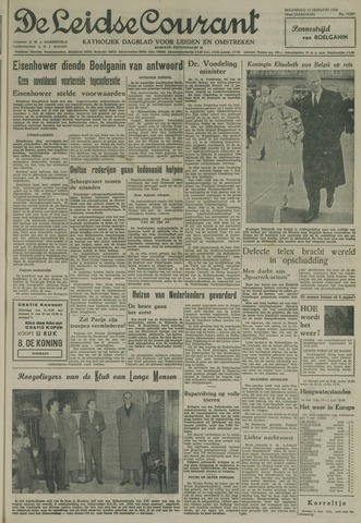 Leidse Courant 1958-01-13
