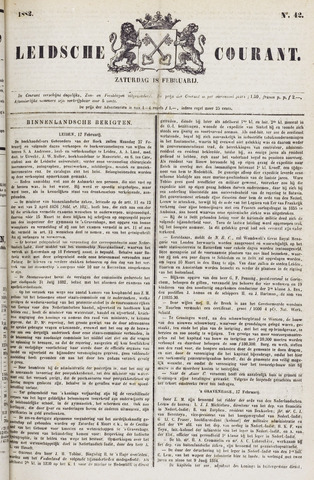 Leydse Courant 1882-02-18