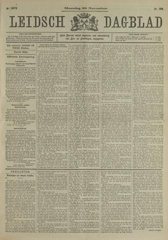 Leidsch Dagblad 1911-11-20