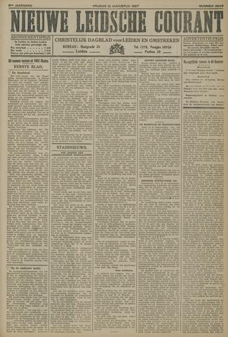 Nieuwe Leidsche Courant 1927-08-12